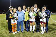 OC Soccer Senior Night - 10/28/2013