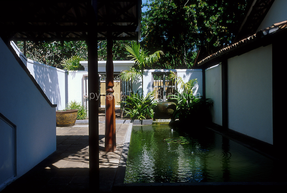 Club Villa boutique hotel. Bentota.