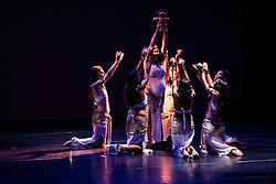 Sahar Dance Company at Reichhold Center of the Arts.  19 October 2013.  © Lamont Blake
