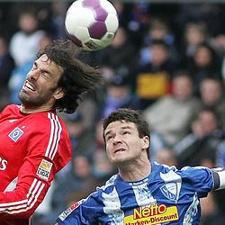 20100411: GER, 1. FBL, Vfl Bochum vs Hamburger SV