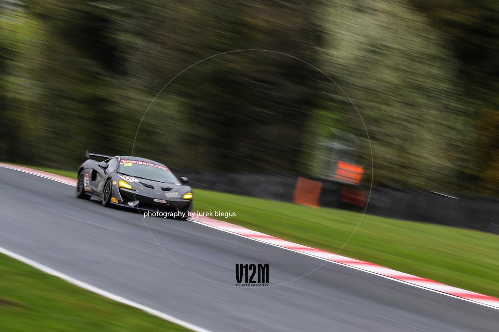 Tolman Motorsport | McLaren 570S GT4 | David Pattison | Joe Osborne | British GT Championship | Oulton Park | 17 April 2017 | Photo: Jurek Biegus