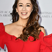 Simay Dinc Arrivers at the British Academy (BAFTA) Games Awards at Queen Elizabeth Hall, Southbank Centre  on 4 March 2019, London, UK.
