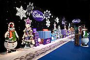 Kraft foods - Cadbury Christmas Trade Show 2011