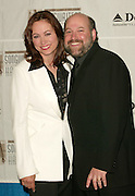 Linda Eder with husband Frank Wildhorn at the 33rd Annual Songwriters Hall Of Fame Awards induction ceremony at The Sheraton New York Hotel in New York City. June 13 2002. <br /> Photo: Evan Agostini/PictureGroup