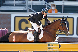 Lamaze Eric, (CAN), Fine Lady 5<br /> Atco Cup<br /> Spruce Meadows Masters - Calgary 2015<br /> © Hippo Foto - Dirk Caremans<br /> 10/09/15