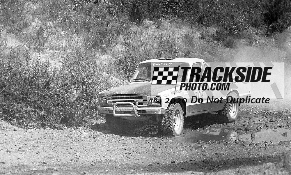 1981 SCORE Baja 500
