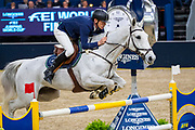 Peder Fredricson - Catch Me Not S<br /> FEI World Cup Final Gothenburg 2019<br /> &copy; DigiShots