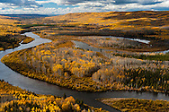 Clearwater River Clearwater River near its confluence with the athabasca river at fort McMurray and the Athabasca Oil, Tar Sands.