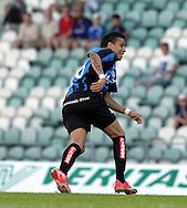 09.07.2010, Kupittaa, Turku..Veikkausliiga 2010, FC Inter Turku - FC Honka..Andrey Almeida - Inter.©Juha Tamminen.
