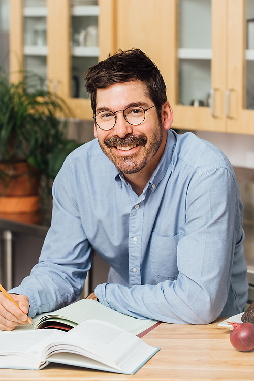 Business Portraits at the Food Innovation Center