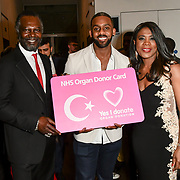 The BAME Donor Gala at City Hall, London, UK