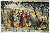 Liebig Trade Card, 19-20th Century AD