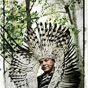 Biraci Nichiwaka Yawanawa leader du peuple Yawanawa Acre Brésil | Biraci Nichiwaka Yawanawa leader of the people Yawanawa Acre Brazil