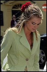 File photo - Prince Harry has split from his girlfriend Cressida Bonas