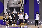 Ettore Messina - Clinic con Kobe Bryant e Ettore Messina, mamba mentality tour 2016, 22/07/2016, Milano. Foto Fip/Ciamillo
