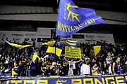 DESCRIZIONE : Porto San Giorgio Lega A 2013-14 Sutor Montegranaro Pasta Reggia Caserta<br /> GIOCATORE : tifosi<br /> CATEGORIA : curva<br /> SQUADRA : Sutor Montegranaro<br /> EVENTO : Campionato Lega A 2013-2014<br /> GARA : Sutor Montegranaro Pasta Reggia Caserta<br /> DATA : 01/12/2013<br /> SPORT : Pallacanestro <br /> AUTORE : Agenzia Ciamillo-Castoria/C.De Massis<br /> Galleria : Lega Basket A 2013-2014  <br /> Fotonotizia : Porto San Giorgio Lega A 2013-14 Sutor Montegranaro Pasta Reggia Caserta<br /> Predefinita :