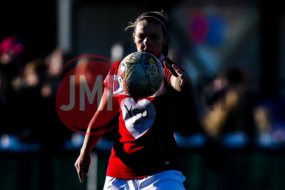 Loren Dykes of Bristol City - Mandatory by-line: Robbie Stephenson/JMP - 24/03/2019 - FOOTBALL - Stoke Gifford Stadium - Bristol, England - Bristol City Women v Everton Ladies - FA Women's Super League