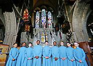 St.Patricks Cathedral Choir Tree