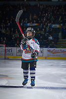 KELOWNA, CANADA - DECEMBER 8:   Prince George Cougars at the Kelowna Rockets on December 8, 2012 at Prospera Place in Kelowna, British Columbia, Canada (Photo by Marissa Baecker/Shoot the Breeze) *** Local Caption ***