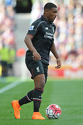 Jordon Ibe of Liverpool - Mandatory byline: Dougie Allward/JMP - 07966386802 - 09/08/2015 - FOOTBALL - Britannia Stadium -Stoke-On-Trent,England - Stoke City v Liverpool - Barclays Premier League