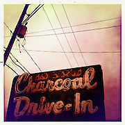 Charcoal Drive-In