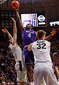NCAA Basketball - Purdue Boilermakers vs Northwestern Wildcats - West Lafayette, In