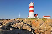 Pointe des Monts Lighthouse<br /> Pointe des Monts<br /> Quebec<br /> Canada