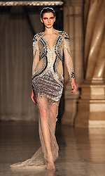 Julien Macdonald show at London Fashion Week Autumn/Winter 2014/15 Saturday, 15th February 2014. Picture by Stephen Lock / i-Images
