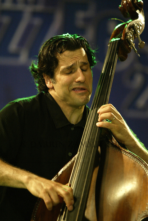 John Patitucci (Wayne Shorter), 2003<br /> Photo by Darrin Zammit Lupi