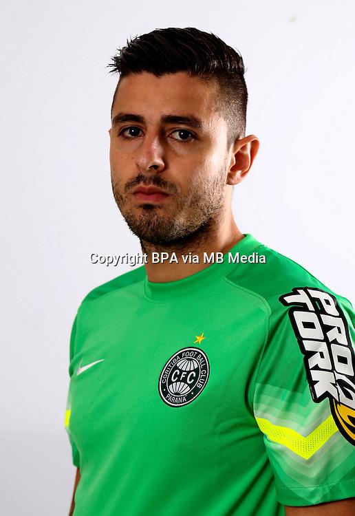 Brazilian Football League Serie A / <br /> ( Coritiba Foot Ball Club ) - <br /> William Amorim Martins de Menezes &quot; William Menezes &quot;