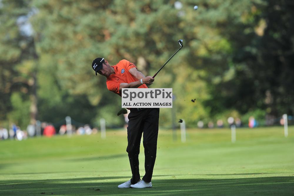 Chris Wood England, British Masters, European Tour, Woburn Golf Club, 8th October 2015