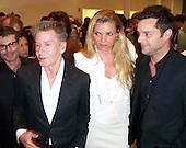 Ricky Martin & Esther Canadas 11/30/2010