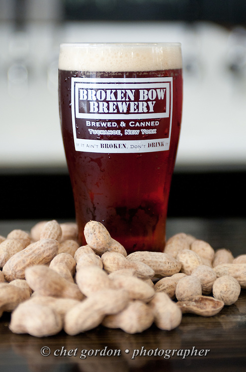 IPA beer at Broken Bow Brewery in Tuckahoe, NY on Monday, August 25, 2014.  © Chet Gordon / Westchester Magazine