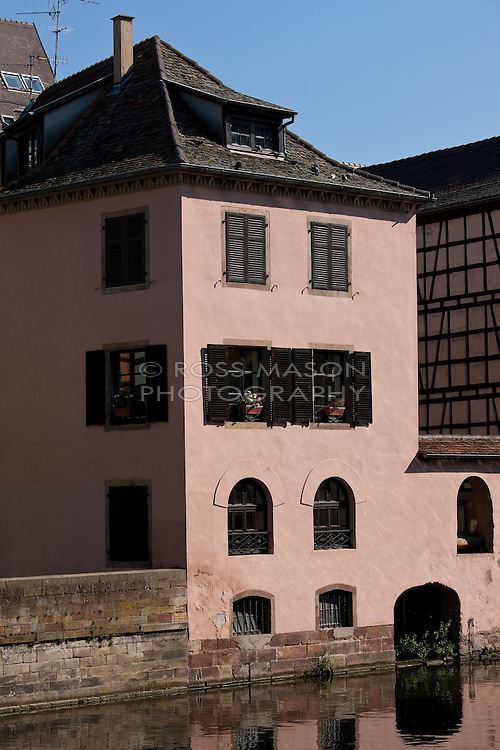 Touring Strasbourg,France, August 2011.
