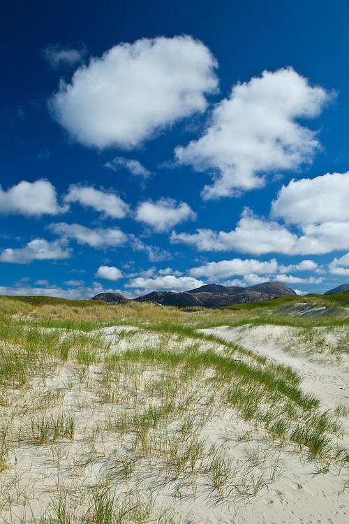 Dunas (Dunes). Tràigh Uuige - Androil Beach. Lewis island. Outer Hebrides. Scotland, UK