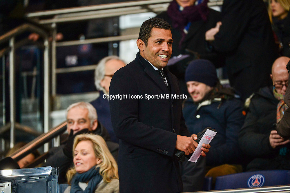 Sonny ANDERSON - 21.01.2015 - Paris Saint Germain / Bordeaux - Coupe de France<br /> Photo : Dave Winter / Icon Sport