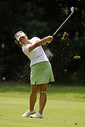 Maria Jose Uribe during the quarterfinals of the U.S. Women's Amateur at Crooked Stick Golf Club on Aug. 10, 2007 in Carmel, Ind.    ...©2007 Scott A. Miller