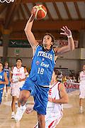 DESCRIZIONE : Bormio Ritiro Nazionale Italiana Maschile Preparazione Eurobasket 2007 Amicehvole Italia Turchia <br /> GIOCATORE : Marco Belinelli <br /> SQUADRA : Nazionale Italia Uomini <br /> EVENTO : Bormio Ritiro Nazionale Italiana Uomini Preparazione Eurobasket 2007 <br /> GARA : Italia Turchia<br />  DATA : 29/07/2007 <br /> CATEGORIA : Schiacciata <br /> SPORT : Pallacanestro <br /> AUTORE : Agenzia Ciamillo-Castoria/S.Silvestri Galleria : Fip Nazionali 2007 <br /> Fotonotizia : Bormio Ritiro Nazionale Italiana Maschile Preparazione Eurobasket 2007 Amichevole Italia Turchia <br /> Predefinita :