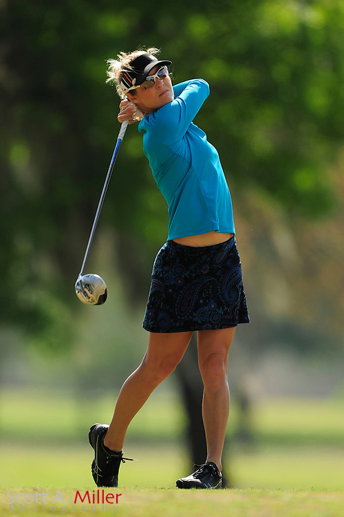 Selanee Henderson during the first round of the Florida's Natural Charity Classic at Lake Wales Country Club on March {today day}, 2014 in Lake Wales, Florida.<br /> <br /> &copy;2014 Scott A. Miller