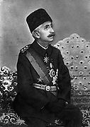Sultan of the Ottoman Empire, Mehmet VI 1861 – 1926) was the 36th and last Sultan of the Ottoman Empire, reigning from 1918 to 1922