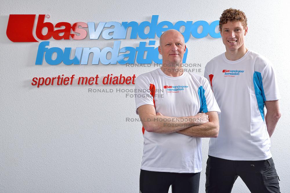 21-03-2015 NED: We Run 2 Change Diabetes NY 2015, Arnhem<br /> We run to change diabetes, training van de groep hardlopers met diabetes die op 1 november 2015 hun grenzen gaan verleggen in de marathon van New York / Tjebbe en Bas