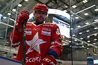GET-ligaen Ice Hockey, 27. october 2016 ,  Stavanger Oilers v Stjernen<br />Otto Honkaheimo fra Stjernen etter kampen mot Stavanger Oilers<br />Foto: Andrew Halseid Budd , Digitalsport