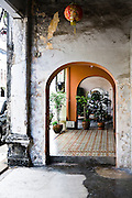 Covered walkway, Phuket Old Town