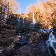 Amicalola falls Georgia.