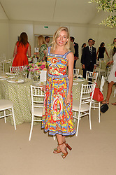 SIENNA MILLER at the Cartier Queen's Cup Final 2016 held at Guards Polo Club, Smiths Lawn, Windsor Great Park, Egham, Surry on 11th June 2016.