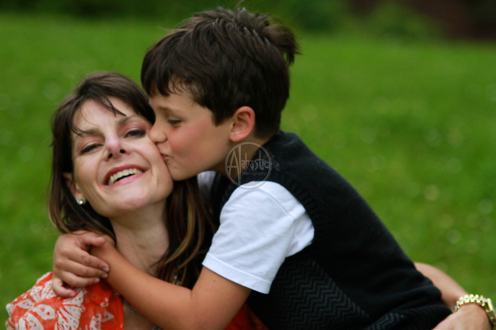 Jill and Dominic, June 2010