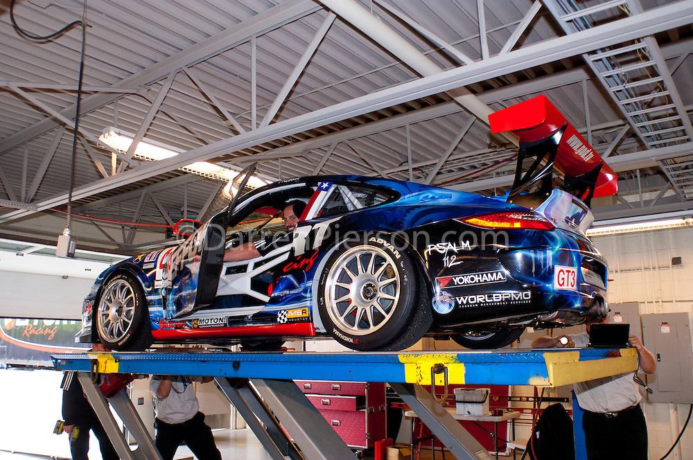 #41 Effort Racing Porsche GT3 Cup: Michael Mills
