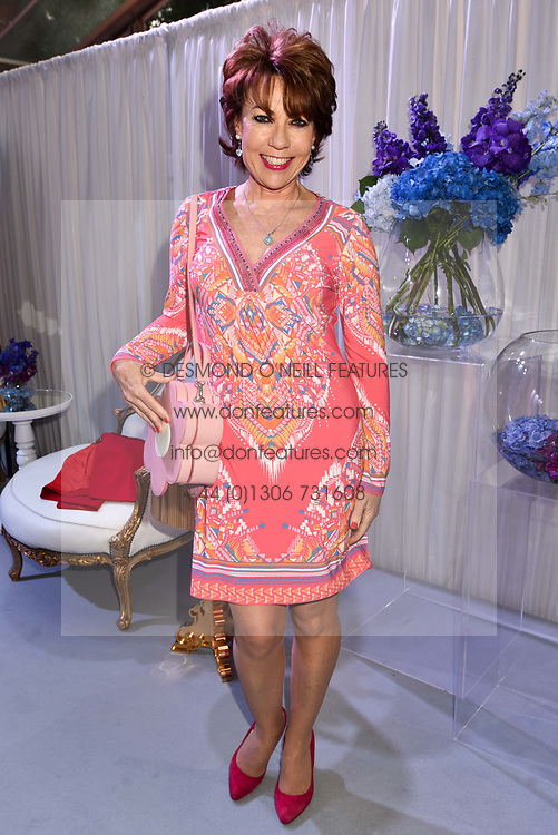 Kathy Lette at the Glamour Women of The Year Awards 2017 in association with Next held in Berkeley Square Gardens, London England. 6 June 2017.