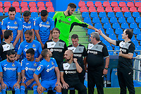 Getafe CF's Filip Manojlovic during the session of the official photo of the first team squad for the 2017/2018 season. September 19,2017. (ALTERPHOTOS/Acero)