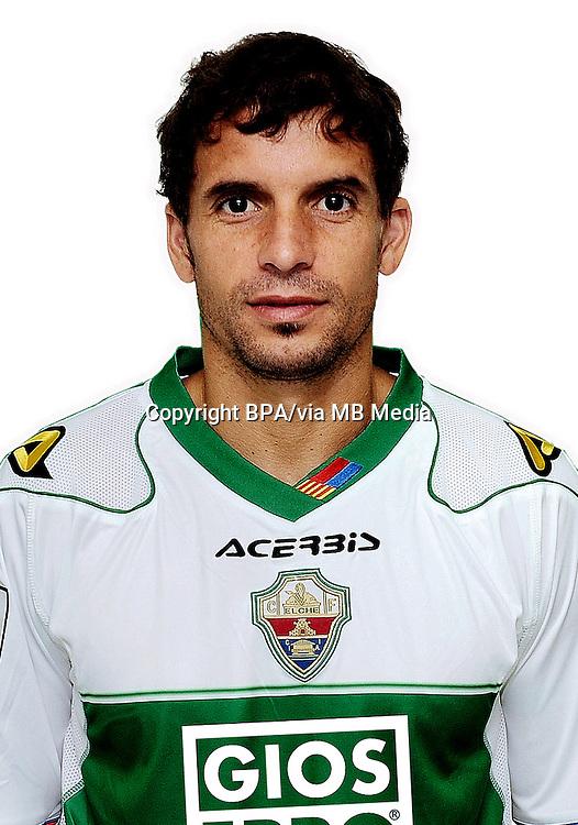 Alberto Rivera Pizarro ( Elche CF )